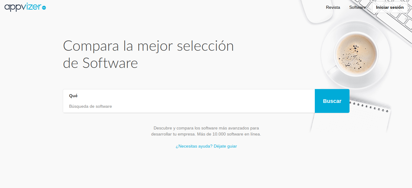 appvizer comparador de software